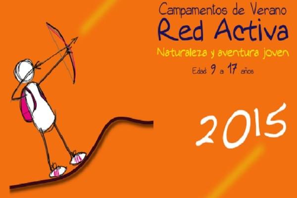 Campamentos de Verano Red Activa 2015